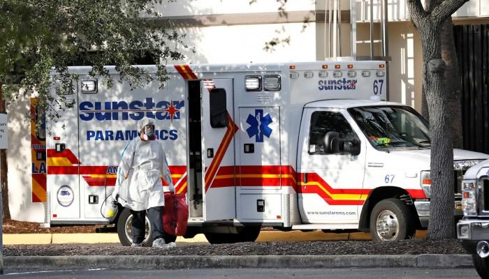 ΗΠΑ: 1.147 νεκροί από κορονοϊό το τελευταίο 24ωρο