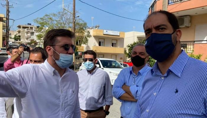 Κεφαλογιάννης: «Σε έναν χρόνο η δημοπράτηση του Βόρειου Οδικού Άξονα Κρήτης»