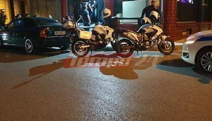 Αστυνομικοί δέχτηκαν επίθεση όταν προσπάθησαν να διαλύσουν τον συνωστισμό σε καφενείο