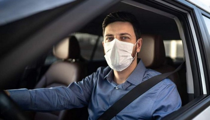 Μάσκα στο αυτοκίνητο: Τι να προσέξω