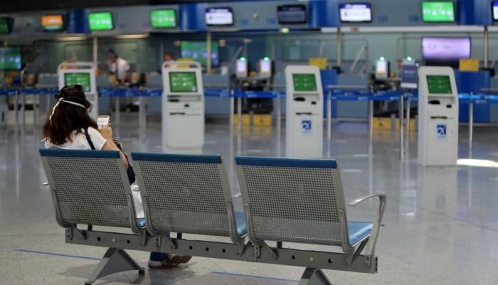 2,2 εκατομμύρια αφίξεις εξωτερικού έχασε το αεροδρόμιο Ηρακλείου το 2020