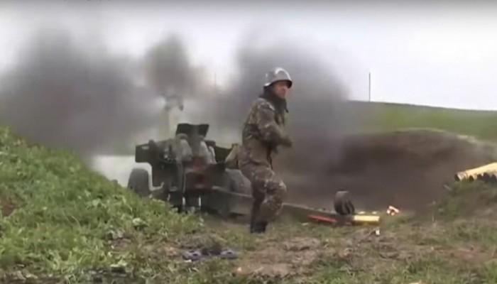 Περισσότεροι από 1.000 μαχητές από τη Συρία εστάλησαν την Παρασκευή στο Ναγκόρνο Καραμπάχ