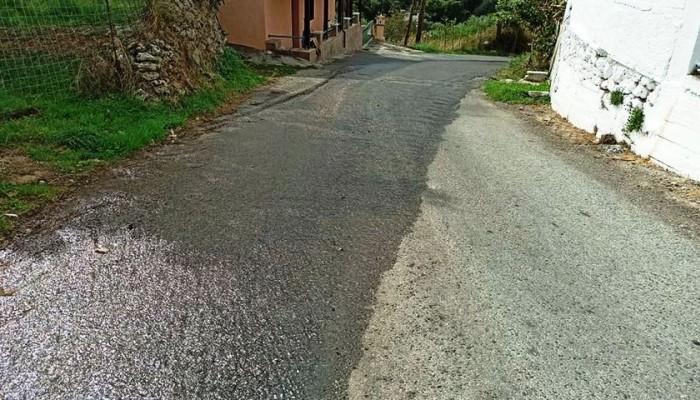 «Πλημμύρισε» χωριό του Αποκόρωνα (φωτο)