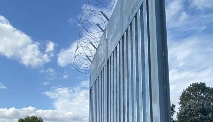 Τα χαρακτηριστικά του νέου φράχτη στον Έβρο