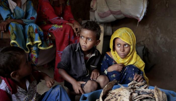 Υεμένη: Σε πρωτόγνωρα επίπεδα έχει φτάσει ο υποσιτισμός των παιδιών