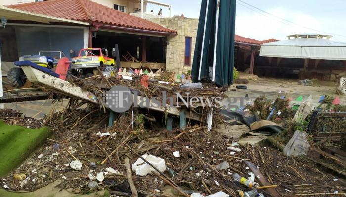 Ασφαλιστικές αποζημιώσεις 21 εκατ. ευρώ για τις καταστροφές του Νοεμβρίου στην Κρήτη