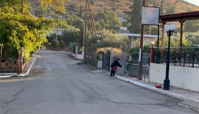 Κορωνοϊός: Συναγερμός σε χωριά της Βοιωτίας και της Εύβοιας