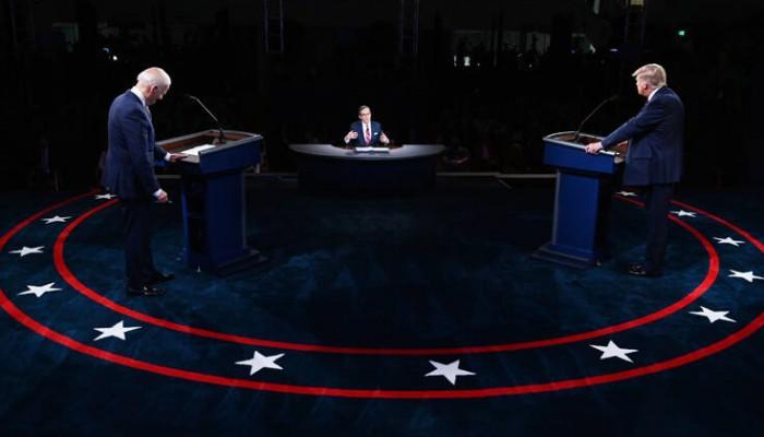 Προεδρικές εκλογές ΗΠΑ: 73,1 εκ. Αμερικανοί παρακολούθησαν το πρώτο debate Τραμπ-Μπάιντεν