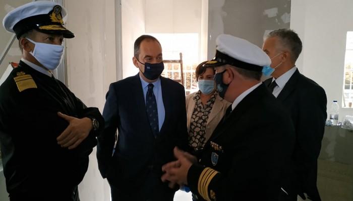 Έκκληση Γ. Πλακιωτάκη, στους βουλευτές για αυστηρή τήρηση των υγειονομικών μέτρων