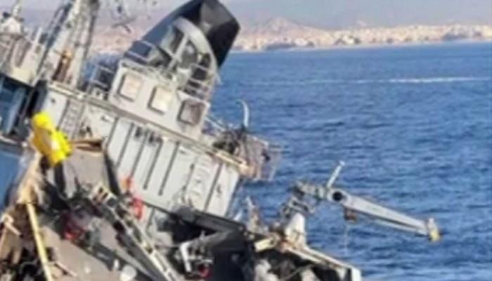 Ντοκουμέντα πριν και μετά την σύγκρουση του «Καλλιστώ» με το πλοίο «θηρίο» (φωτο-βιντεο)