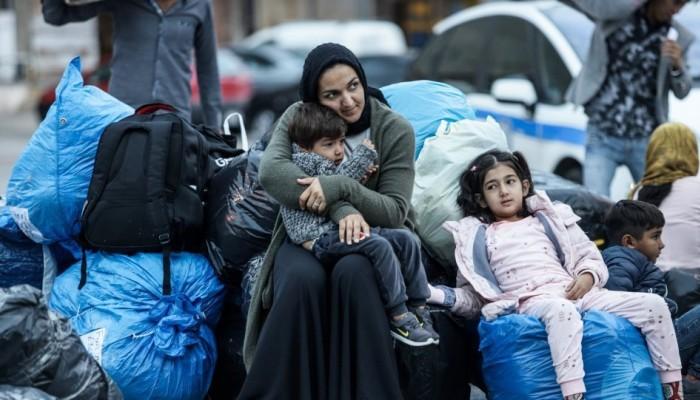 Τηλεδιάσκεψη Μέρκελ με εκπροσώπους των περιοχών που θα υποδεχθούν πρόσφυγες από την Ελλάδα