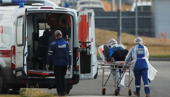Ρωσία: 15.000 κρούσματα κορονοϊού και 85 θάνατοι το τελευταίο 24ωρο