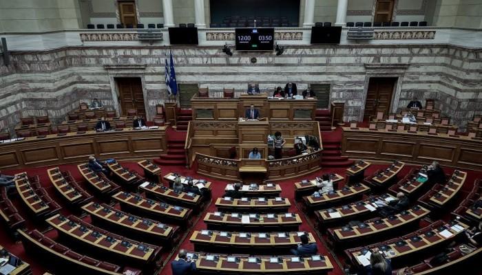 Καταψηφίστηκε η πρόταση δυσπιστίας του ΣΥΡΙΖΑ με 158 ψήφους
