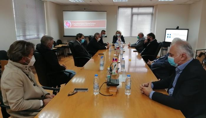 Σημαντικές δωρεές στα νοσοκομεία της Κρήτης για την καταπολέμηση του κορονοϊού (φώτος)