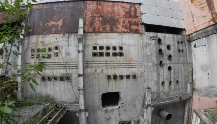 Drone λύνει τις απορίες για τον πυρηνικό αντιδραστήρα του Τσερνόμπιλ