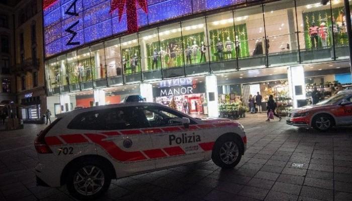Ελβετία: Τζιχαντίστρια η δράστιδα της επίθεσης σε πολυκατάστημα του Λουγκάνο
