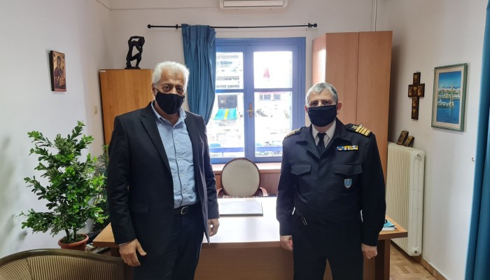 Αναβάθμιση στη λιμενική υπηρεσία στην Γεωργιούπολη Χανίων