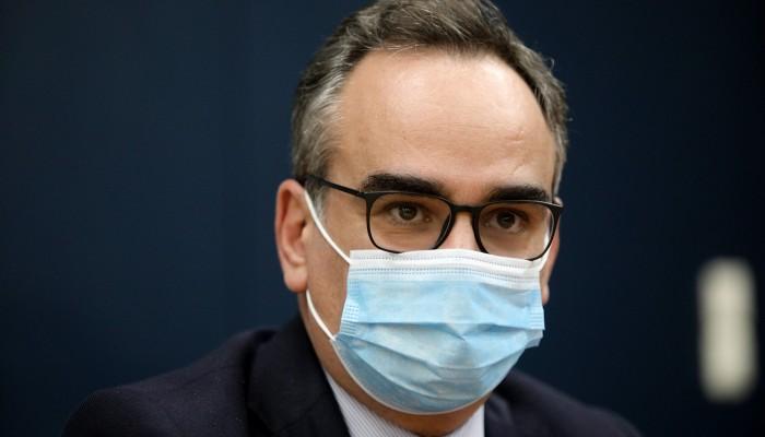 Κοντοζαμάνης: Το σύστημα Υγείας αντέχει – Κανένας συμπολίτης μας δεν θα μείνει αβοήθητος