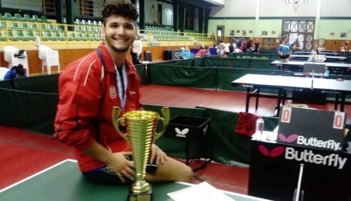 Πρωταθλητής Ελλάδας ο Κορδούτης, 3ος ο Μπόσκοβιτς