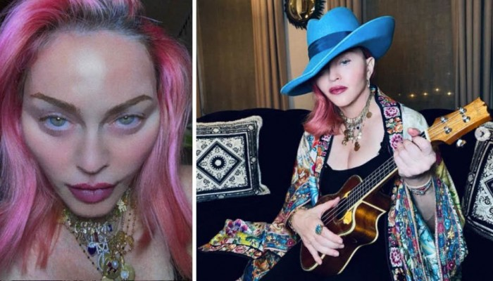 Μαντόνα: «Who's that girl» - Η σοκαριστική μετάλλαξή της σε… Άλιεν στο Instagram