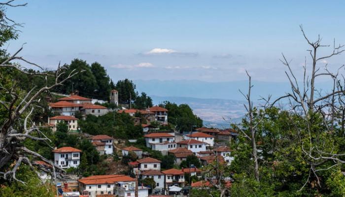 Το απομακρυσμένο χωριό του Κιλκίς πραγματικό ησυχαστήριο (φωτο)
