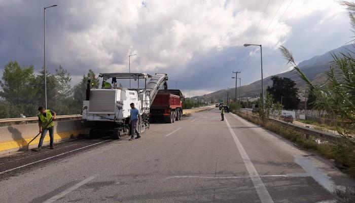 Προσοχή! Ρυθμίσεις κυκλοφορίας στον ΒΟΑΚ στα Χανιά λόγω έργων σε κόμβους