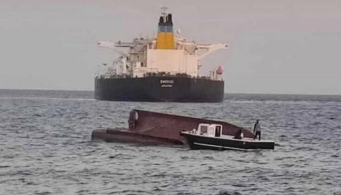 Σύγκρουση ελληνικού τάνκερ με τουρκικό ψαροκάικο: Τέσσερις νεκροί, ένας αγνοούμενος
