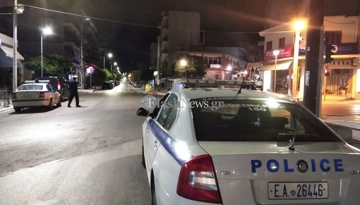 Σαρωτικοί οι έλεγχοι της αστυνομίας για τήρηση των μέτρων κατά του κορωνοϊού