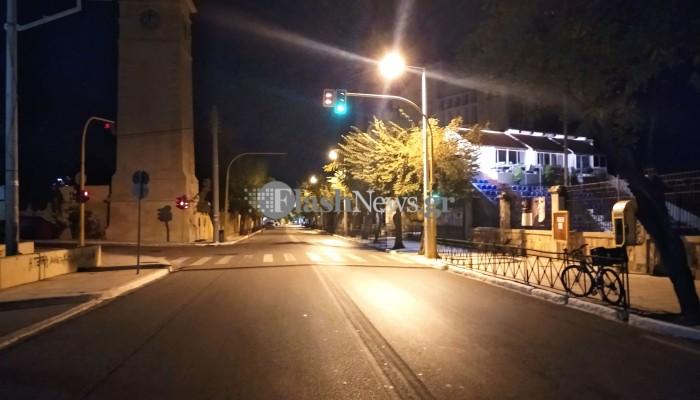 Χαρδαλιάς: Παραμένει η βραδινή απαγόρευση κυκλοφορίας και μετακινήσεων από νομό σε νομό