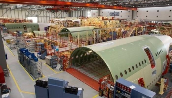 Γερμανία: Σε καραντίνα 500 εργαζόμενοι της Airbus στο Αμβούργο