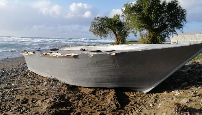 Χανιά: Λύθηκε το μυστήριο με την αναποδογυρισμένη βάρκα στα Φαλάσαρνα