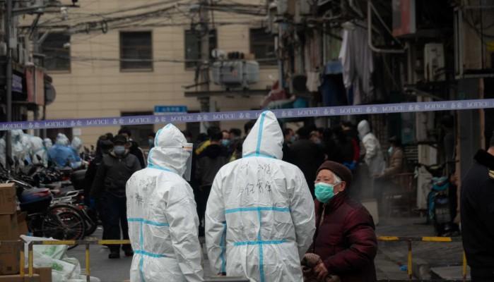 Συναγερμός στην Σανγκάη: Εκκενώθηκε συνοικία μετά τον εντοπισμό κρουσμάτων κορωνοϊού