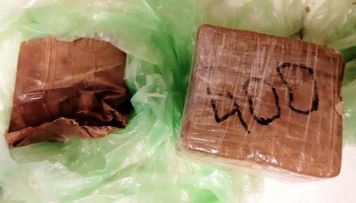 Ηράκλειο: Σημαντική ποσότητα ηρωίνης  σε μορφή «βράχου» - Τρεις συλλήψεις (φωτο)