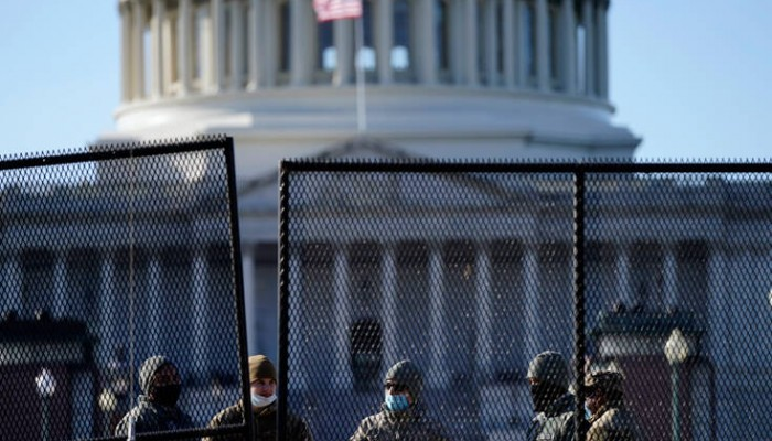 Υπό έλεγχο οι στρατιωτικοί που θα προστατεύουν την ορκωμοσία Μπάιντεν