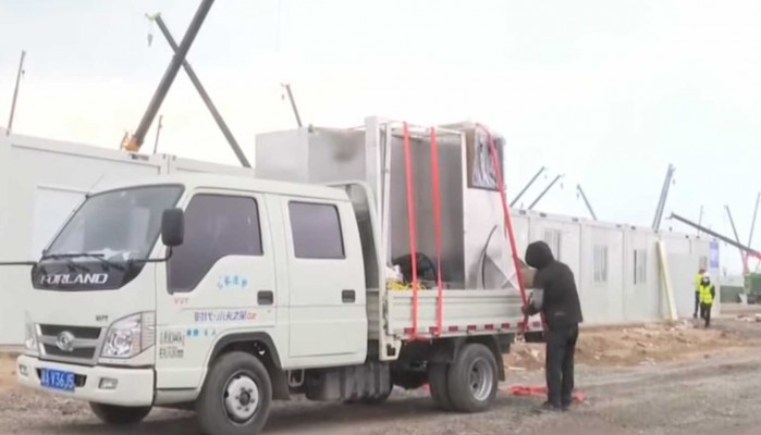 Πεκίνο: Φτιάχνουν τεράστιο κέντρο καραντίνας για κρούσματα κορωνοϊού