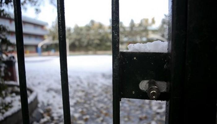 Κλειστά και σήμερα σε δήμο της Κρήτης λόγω παγετού