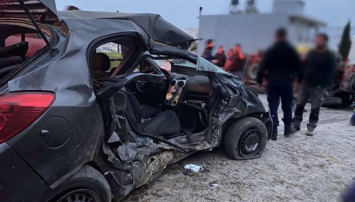 Ηράκλειο: Τραγωδία στην άσφαλτο - Σκοτώθηκαν γυναίκα και το παιδί της σε τροχαίο (φωτο)