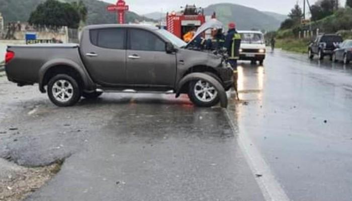 Ηράκλειο: Υπέκυψε στα τραύματα του ο 54χρονος από το τροχαίο (φωτο)