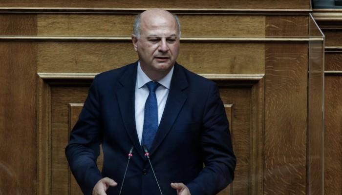 Τσιάρας: Θα επαναφέρουμε ρύθμιση για τη μη παραγραφή στα αδικήματα σεξουαλικής κακοποίησης