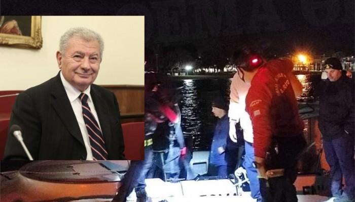 Θάνατος Σήφη Βαλυράκη : Νέα στοιχεία αναιρούν τα περί εμπλοκής αλιευτικού σκάφους