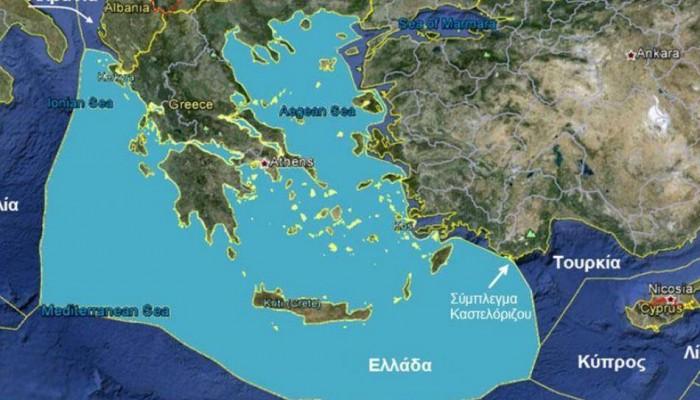 Δένδιας: Η επέκταση των χωρικών υδάτων στην Κρήτη θα συμπεριλάβει και το ανατολικό τμήμα