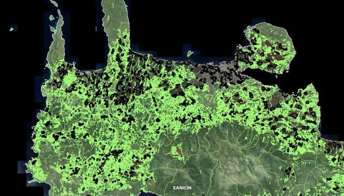 Δήμος Καντάνου - Σελίνου: Αδύνατα τα αντιπλημμυρικά έργα βάσει των δασικών χαρτών