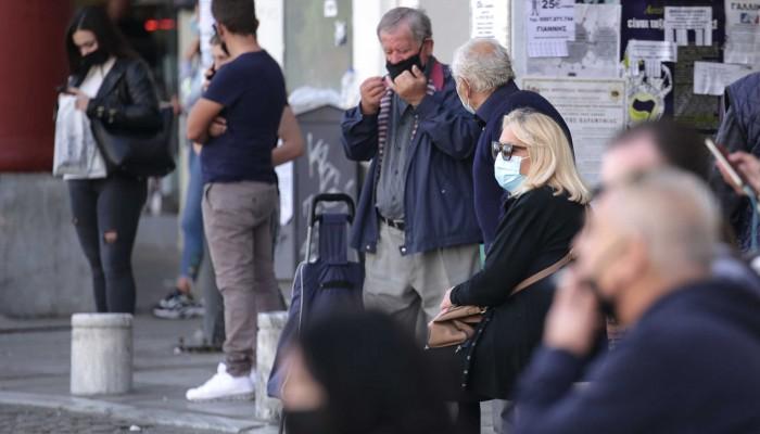 Τρομάζουν οι μεταλλάξεις κορωνοϊού -Το βρετανικό στέλεχος αυξήθηκε 70% σε όλη τη χώρα