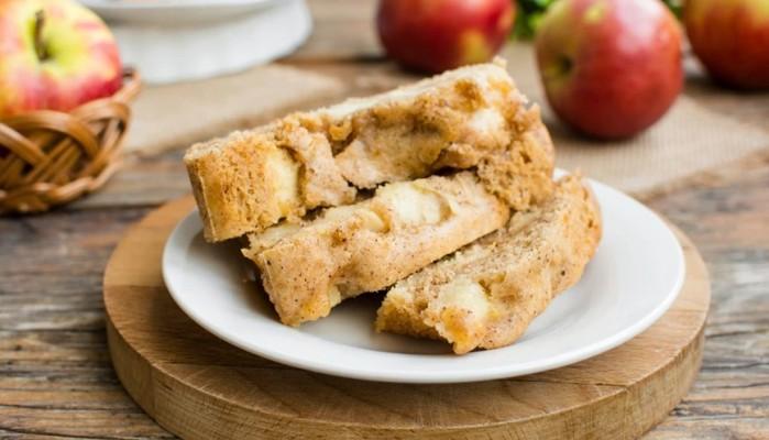 Αρωματικό ψωμί μήλου με μπαχαρικά