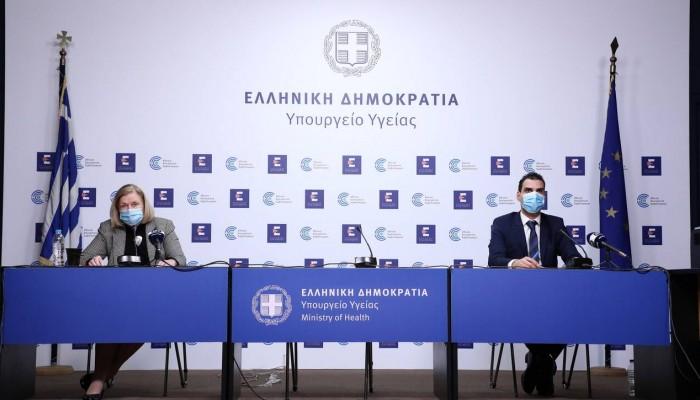 Πάνω από 4,5 εκατ. δόσεις εμβολίου Pfizer στην Ελλάδα ως τον Ιούνιο
