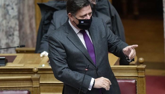 Μιλτιάδης Βαρβιτσιώτης: Η Ελλάδα δεν θα υποχωρήσει από τις πάγιες εθνικές θέσεις