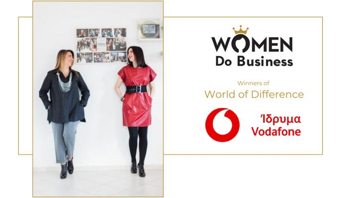 Το Women Do Business από την Κρήτη και το Ίδρυμα Vodafone για τις Κοινωνικές Επιχειρήσεις