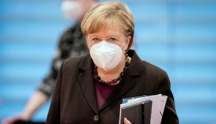 Γερμανία: Η Μέρκελ είναι έτοιμη να παρατείνει το lockdown μέχρι τις 28 Μαρτίου