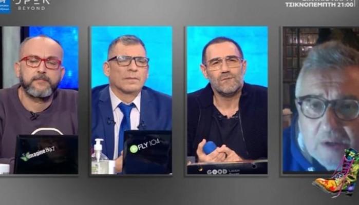Ράδιο Αρβύλα: Θετικός στον κορωνοϊό ο Στάθης Παναγιωτόπουλος