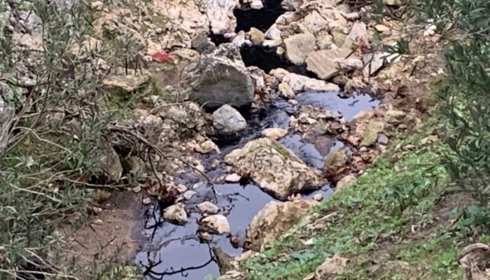 Απίστευτο! Συνεχίζεται η ρύπανση πανέμορφου φαραγγιού στα Χανιά (φωτο)